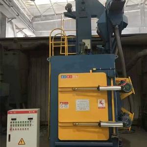 QJ367多钩吊挂式抛丸机清理机