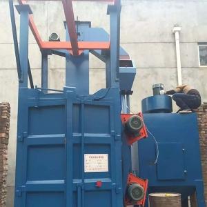 吊钩式抛丸清理机生产